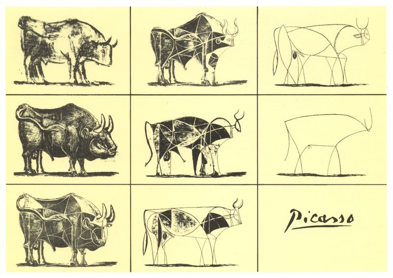 Picasso - Bull