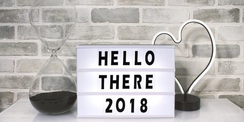 Hello there 2018