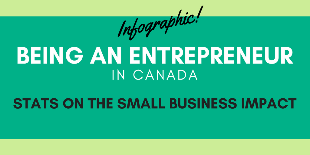 Being an entrepreneur in Canada