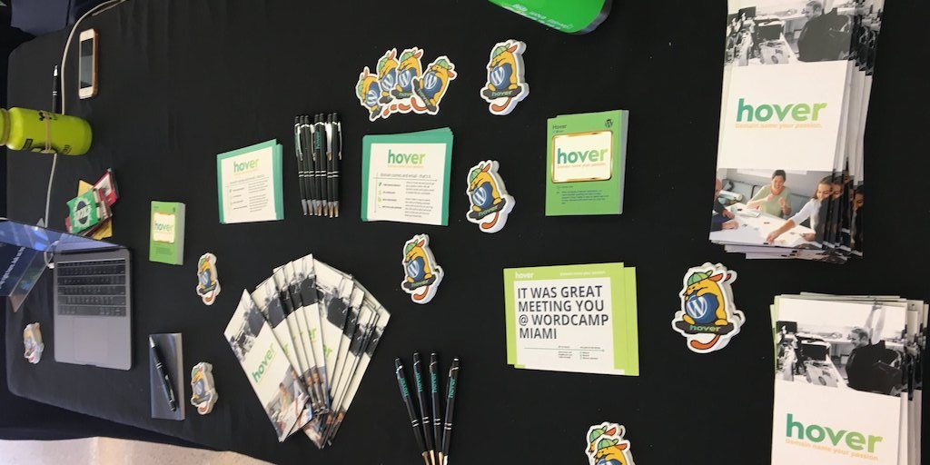 hover sponsors wordcamp