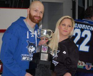 Kris McCarthy and Shannon Ferguson
