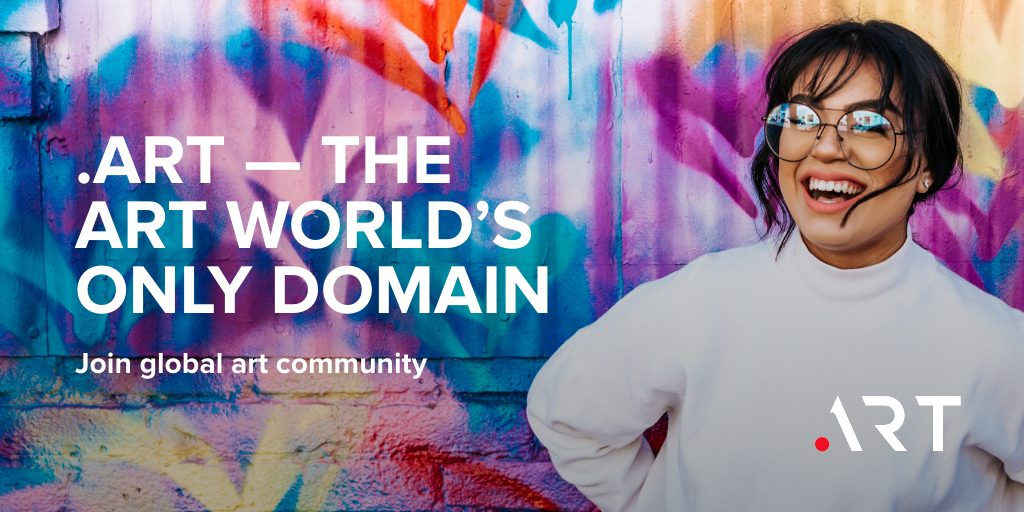 .ART domain names for the creative community