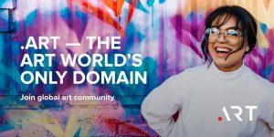 art domain name for creatives