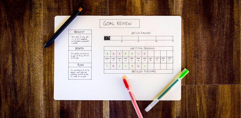 business goals reviews