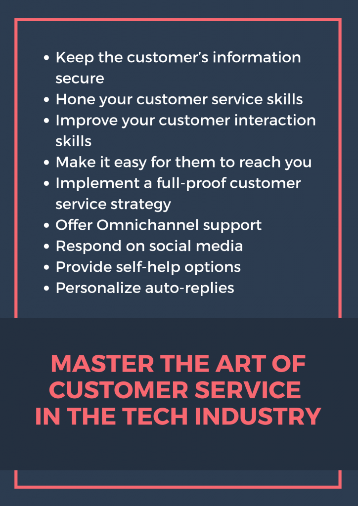 master customer service
