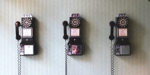 telephones for communication
