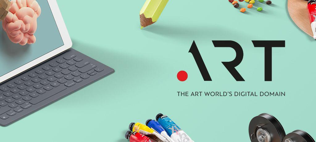 Celebrate World Art Day with a .ART Domain