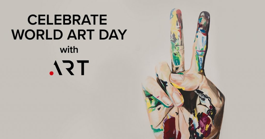 Welcoming World Art Day